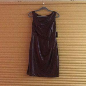 Vince Camino Burgundy dress